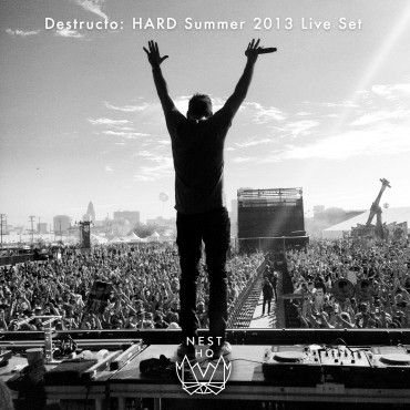 Nest HQ Premiere: Destructo Live Set from HARD Summer