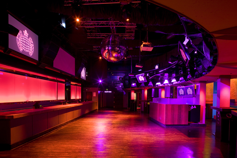 7. Ministry Of Sound, London