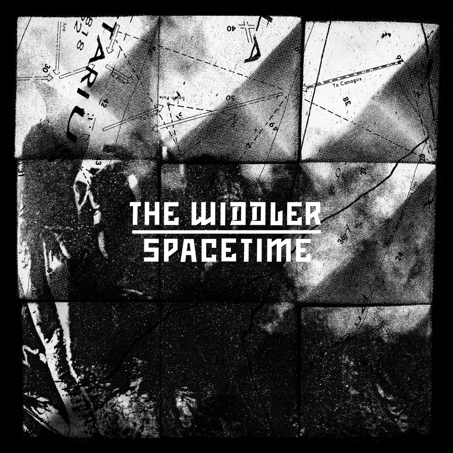 The Widdler (Spacetime digital artwork)