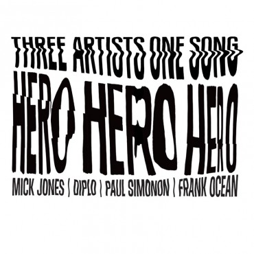 Diplo, The Clash, and Frank Ocean Team Up on 'Hero'