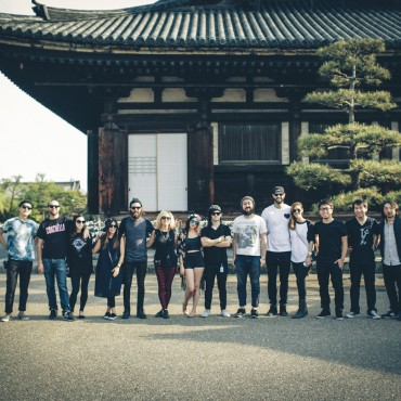 Skrillex in Japan // OWSLA x LONG Clothing Photo Journal