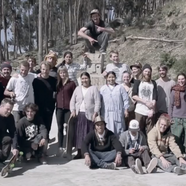 Shreds: Skateboarding in La Paz