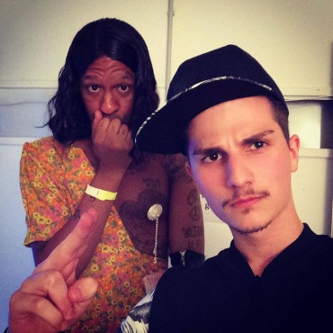 Etnik x Mykki Blanco Collab Out Soon on OWSLA