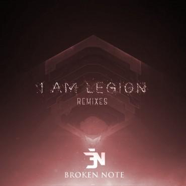 "Broken Note Remix I AM LEGION's ""Powerplay"" // Free Download"