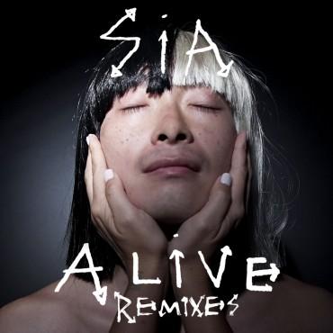 "Sia-Favorite Plastic Plates Remixes The Popstar's Track ""Alive"""
